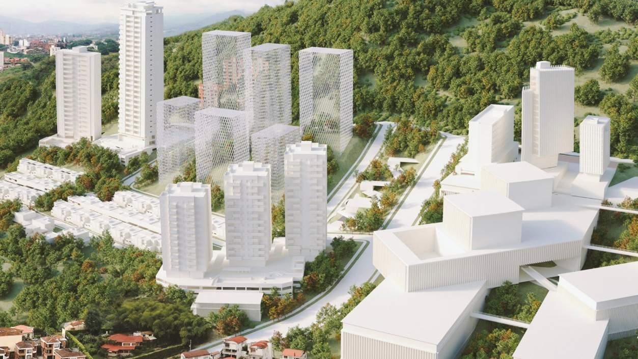 Terra Alta casas y apartamentos en Pereira ubicados en Cerro El Mirador de Pinares
