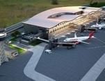 Owl Image diseños nuevo edificio aeropuerto internacional matecaña alta